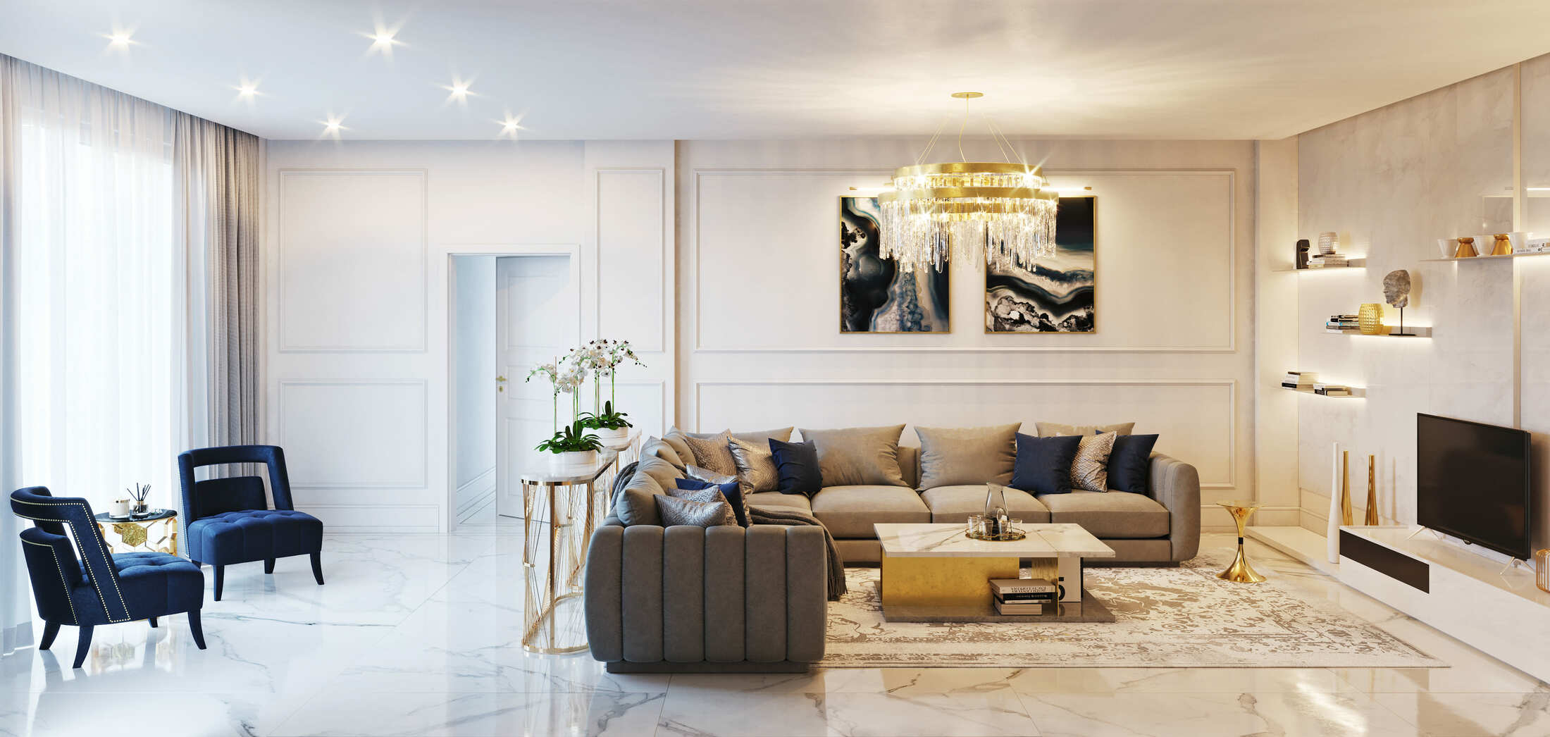 Atelier KV - Luxury Interior Design Studio in London
